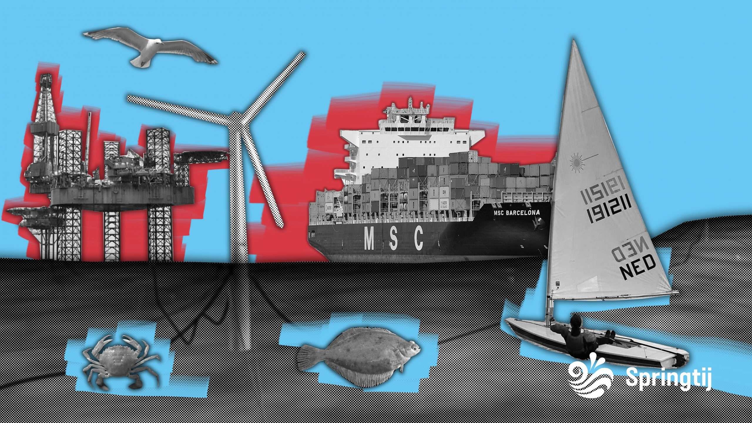 Wenkend perspectief Grote Wateren en Zee 2050