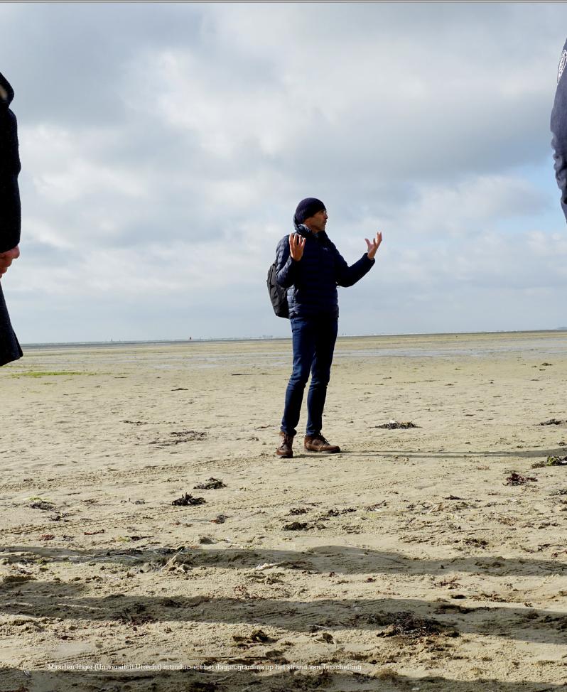 Versnelde zeespiegelstijging en de Waddenzee