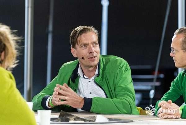 Derk Loorbach - Springtij Forum 2021