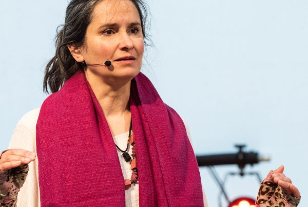 Jojo Metha - plenaire spreker - Springtij Forum 2021
