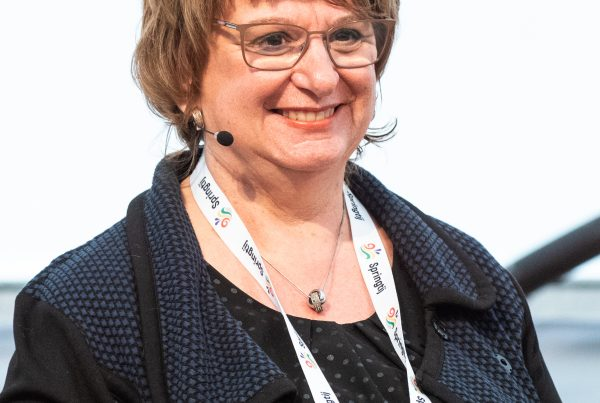 Mariëtte Hamer Spreker Springtij Forum 2021